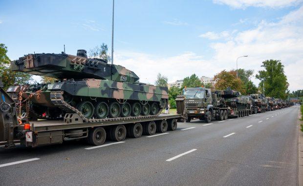 MON szykuje drogę dla US Army