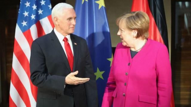 Rozłam między USA i UE
