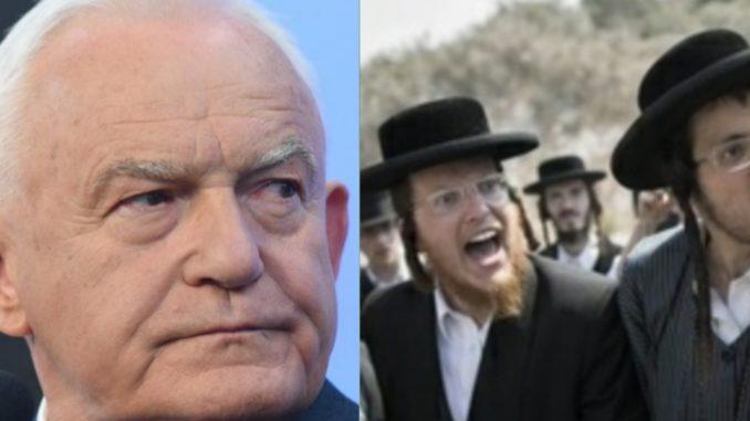 reakcja Leszka Millera na żydowskie roszczenia
