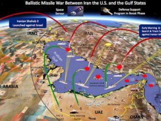 Atak na Iran