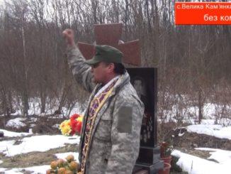 Polaków Ukraiński ksiądz obiecał nie wpuszczać