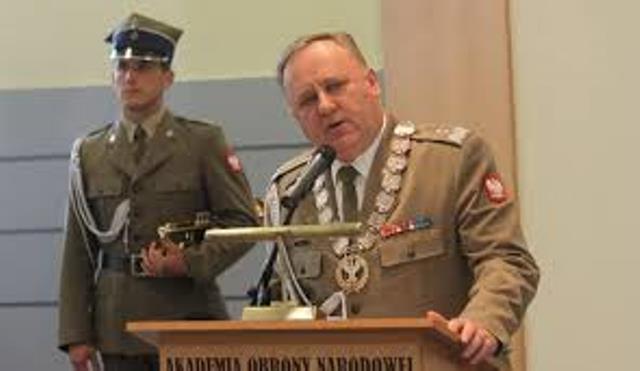 generał Bogusław Pacek