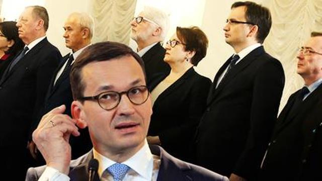 Rząd PiS zdecyduje się na dymisję