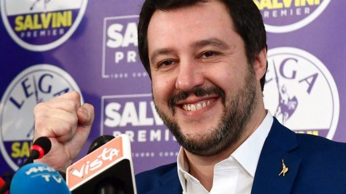 Matteo Salviniego względem Polski