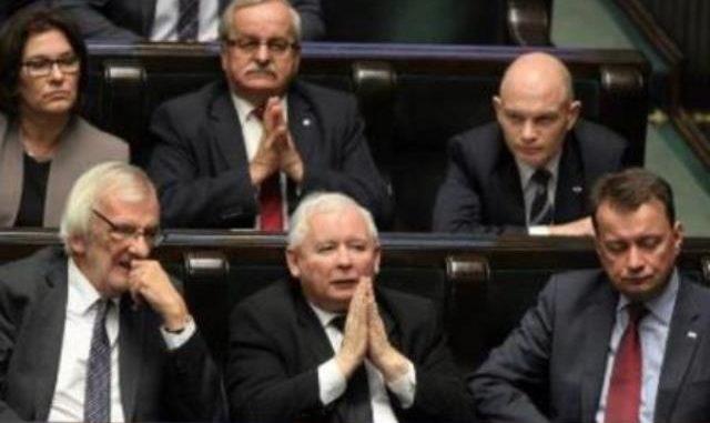 AWANTURA wstrząsnęła Sejmem