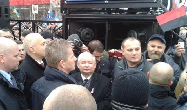 Polacy na Ukrainie
