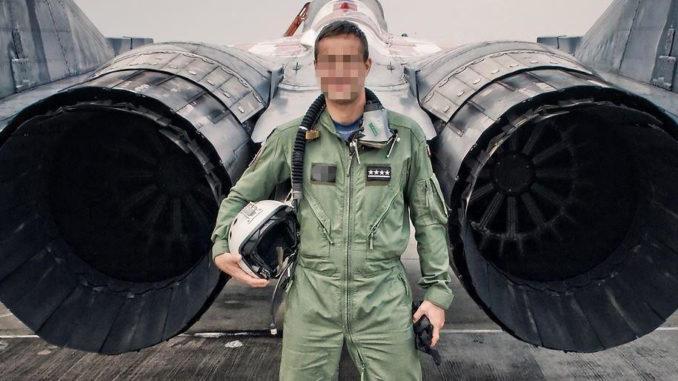 Pilot MiG-29 oszukał przeznaczenie