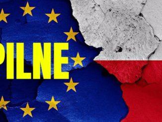 ! Unia pogrążyła Polskę