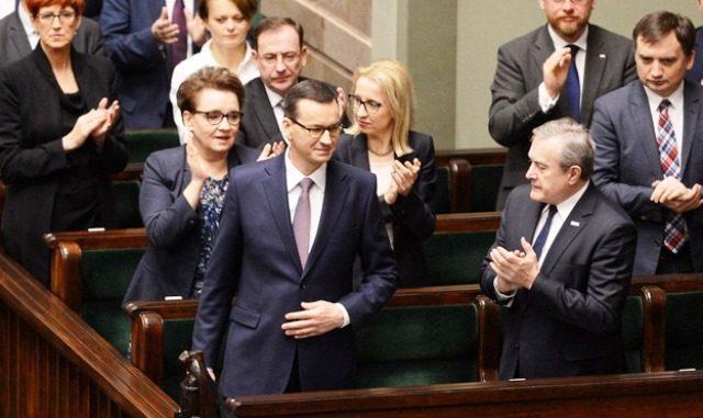 Ministrowie rozdali