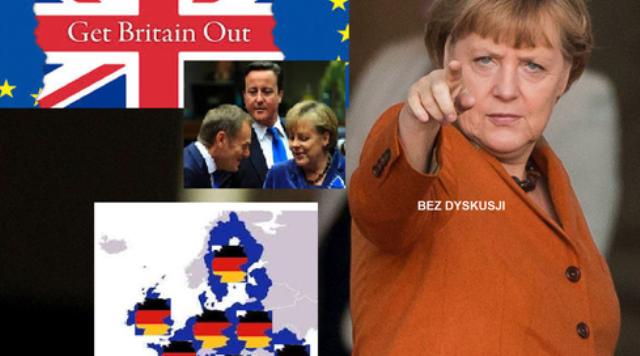 Niemcy głównym capo Europy