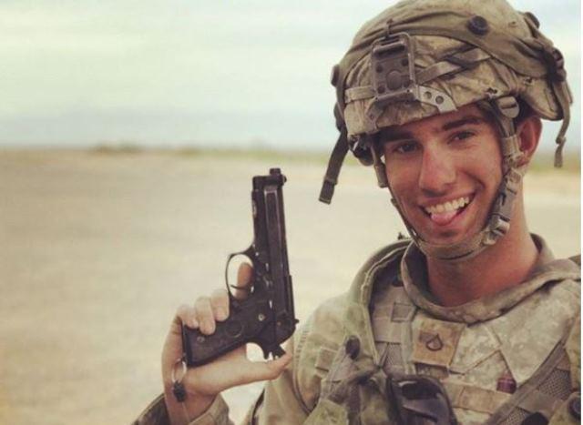 Policja poszukuje żołnierza USA