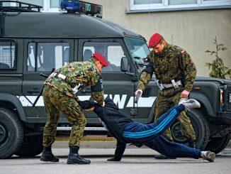 gang w wojsku