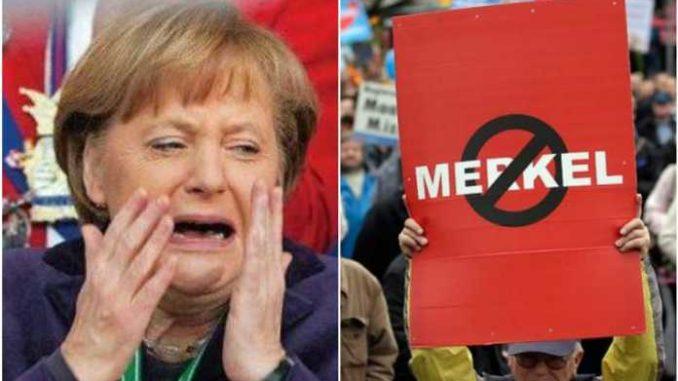 Merkel ma poważny problem