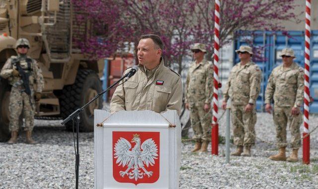 Polska zabija cywilów