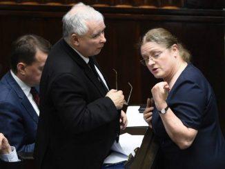 Pawłowicz AGRESYWNIE