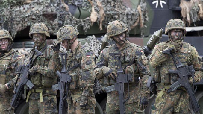 obrona Bundeswehry na Litwie