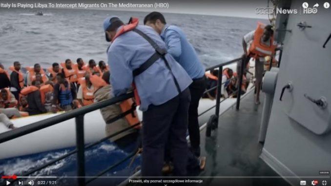 imigranci do Europy