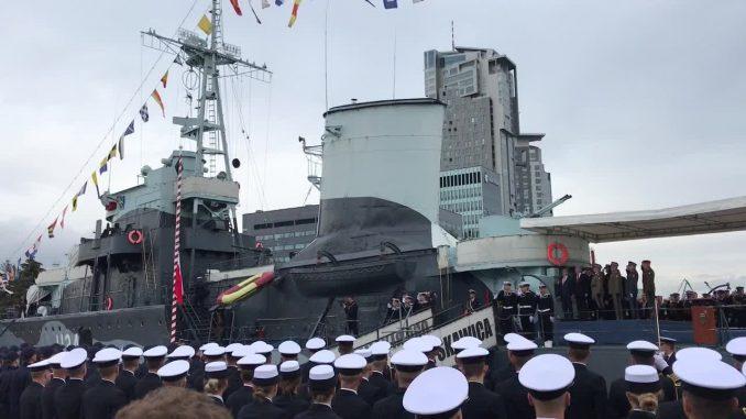 skansen Marynarki Wojennej