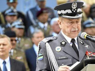 Kulisy zatrzymania generała Majewskiego