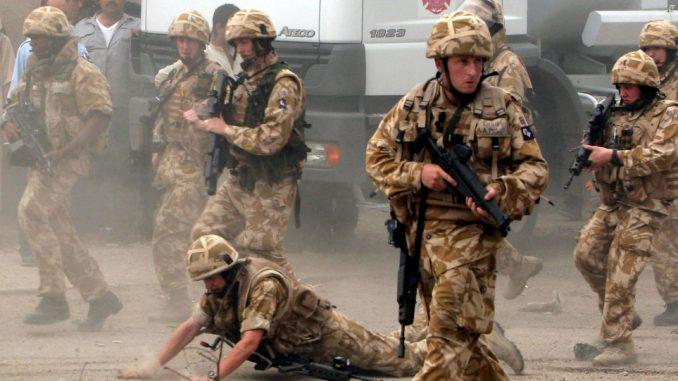 SKANDAL w brytyjskiej armii