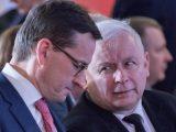 Morawiecki nagrabił sobie u prezesa. W poniedziałek Kaczyński jeszcze go bronił, ale we wtorek zamilkł
