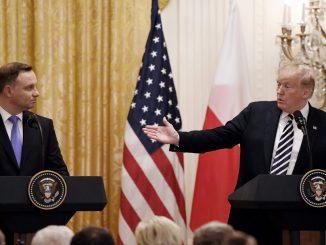 Polska zaatakowana przez USA