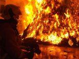 DRAMAT we Włoszech: imigrant wywołał ogromny pożar, nie żyją dwie osoby
