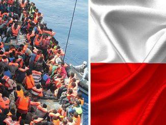 Polska przyjęcia uchodźców
