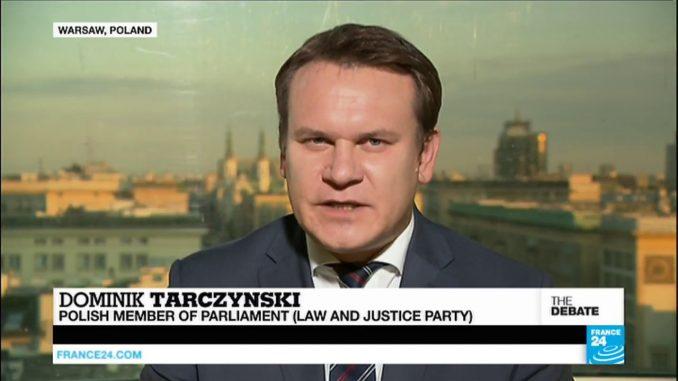 Tarczyński rozniósł Szwedów