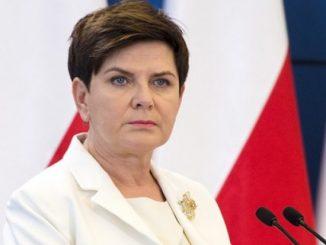 Beata Szydł Europarlament