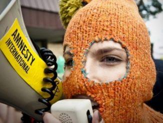 mobbing Amnesty International