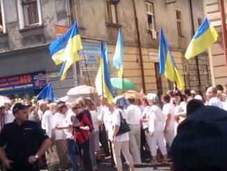 Ukraińcy w Polsce BUNT