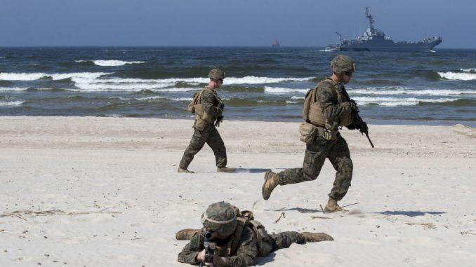 Desant NATO