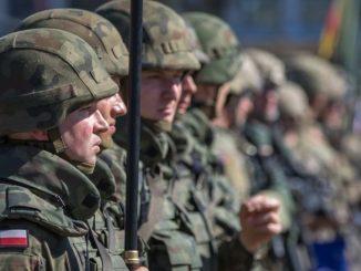 wojska USA Polska