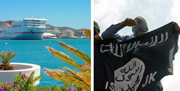 ISIS straszy zamachami na turystów