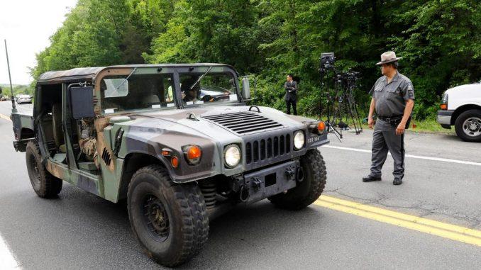 wypadek w West Point
