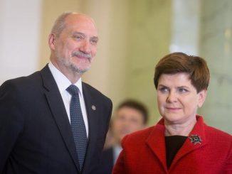 Afera Szydło i Macierewicza