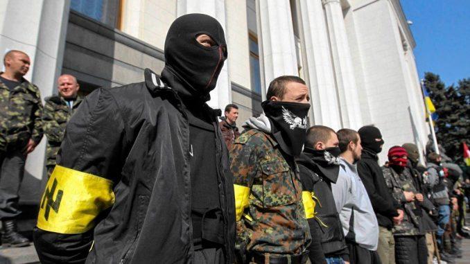 ZBRODNIE na Ukrainie