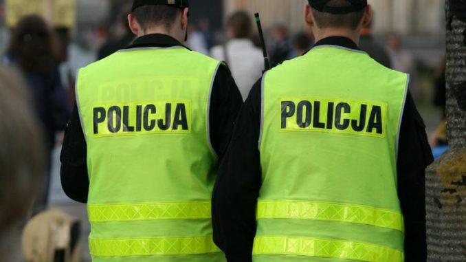 Cudzoziemcy w polskiej policji