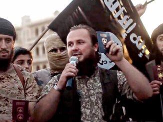 Holandia kontra bojownicy ISIS