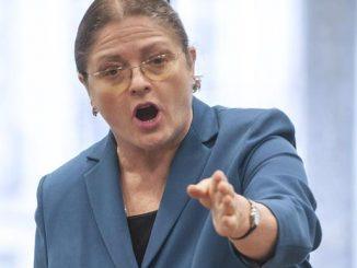 SKANDAL Krystyna Pawłowicz