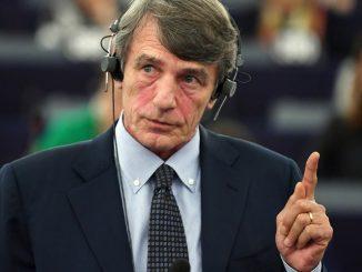 przemówienie nowego szefa PE