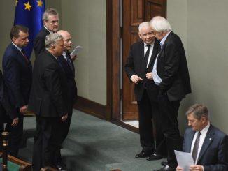 o emeryturze Kaczyńskiego