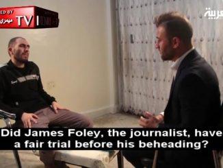 wywiad z bojownikiem ISIS