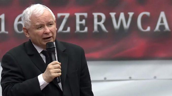 500 plus Kaczyński