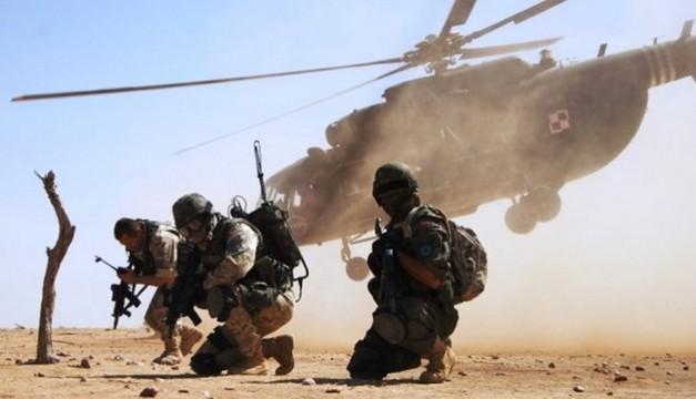 żołnierzy do Syrii