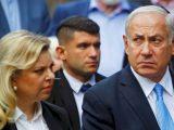 Skandal na Ukrainie! Żona Netanjahu wyrzuciła chleb powitalny [VIDEO]