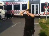 Niemcy. Wideo z polskim kierowcą obiegło sieć