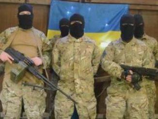 Prawicowi ekstremiści na Ukrainie