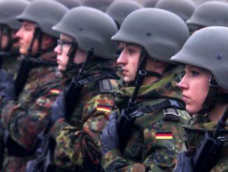 generał krytykuje Merkel